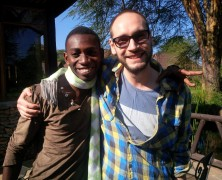 Kenya: training pentru primitorii de grant SAF!