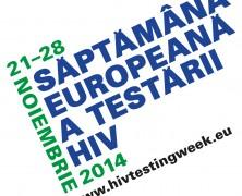 Saptamana Europeana a Testarii HIV!