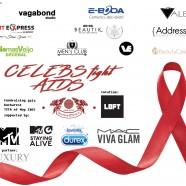 Celebs fight AIDS GALA, 2015