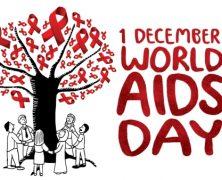 Astazi este Ziua Internationala de Lupta Impotriva SIDA!