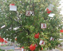 Copacul cu povesti!